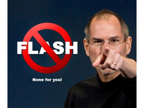 Apple finally removes support for Flash