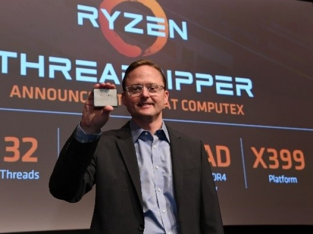 Anderson hints of second-generation Ryzen CPUs