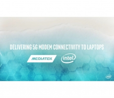 Intel's MediaTek powered 5G notebook is M.2